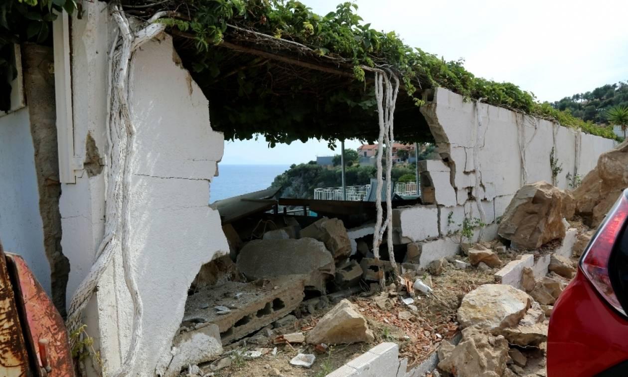 Σεισμός Μυτιλήνη: Άγνωστο το ρήγμα που έδωσε το φονικό σεισμό