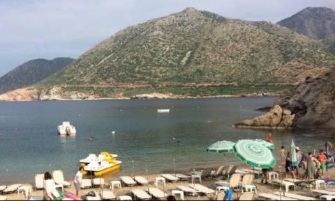 Σε μισή ώρα από το Ρέθυμνο, βρίσκεσαι σε αυτήν την παραλία που λίγοι γνωρίζουν! (pics)