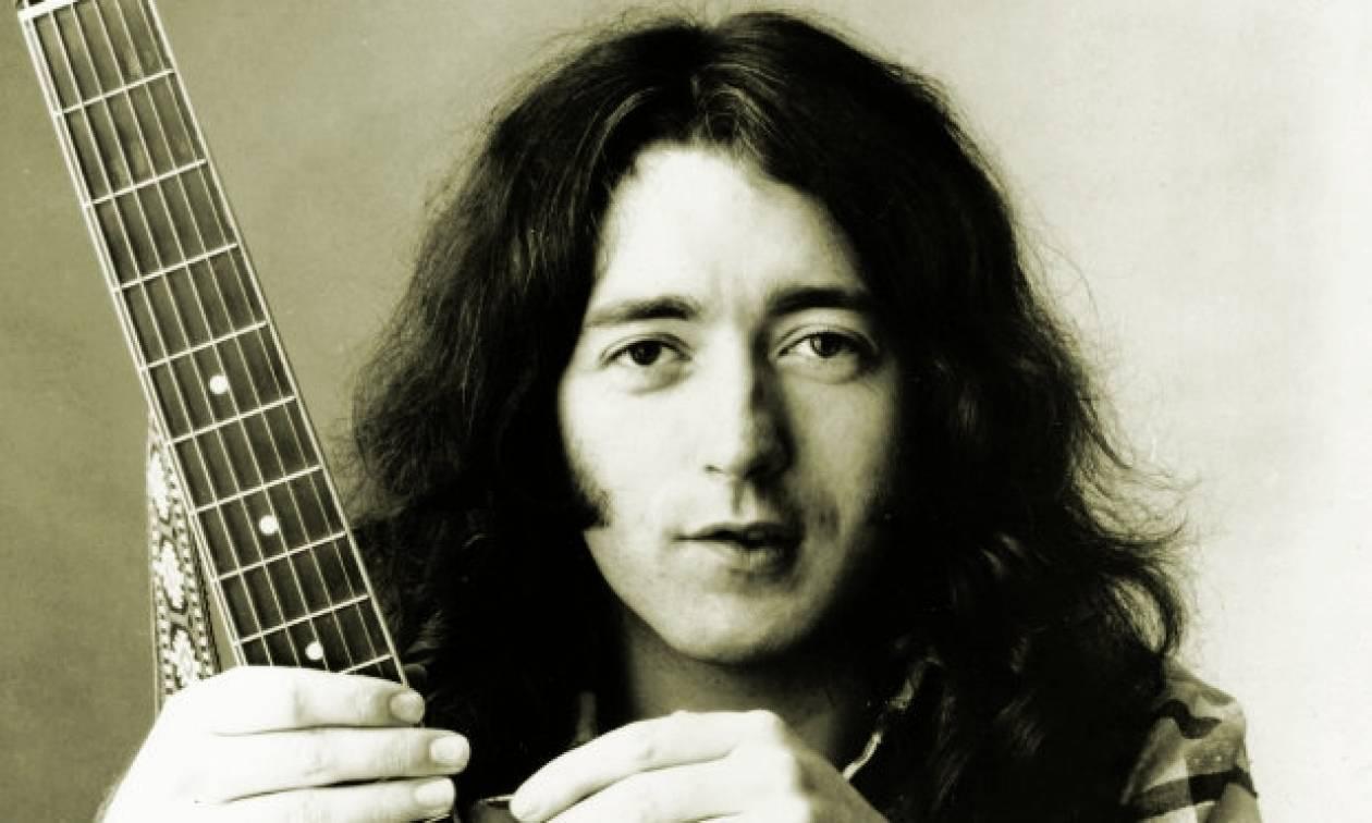 Σαν σήμερα το 1995 πεθαίνει ο δεξιοτέχνης της ηλεκτρικής κιθάρας Ρόρι Γκάλαχερ