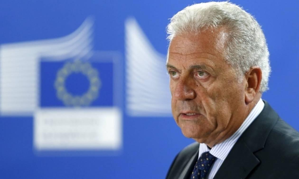 Αβραμόπουλος: Να δοθεί ένα ξεκάθαρο μήνυμα για το ζήτημα του ελληνικού χρέους