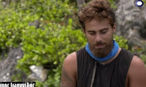 Survivor: Τραυματισμένος ο Μάριος – Δυσκολεύεται να περπατήσει!