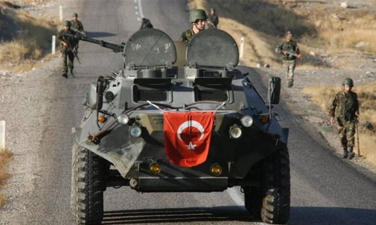 Ο στρατός της Τουρκίας σκότωσε 20 μαχητές του PKK σε Τουρκία και Ιράκ