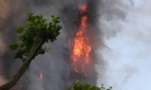 Φωτιά Λονδίνο: «Μη με εγκαταλείπεις» - Δραματική επιχείρηση διάσωσης εγκλωβισμένου