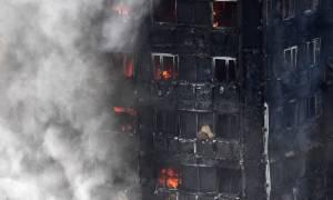 Φωτιά Λονδίνο - Απεγνωσμένες κραυγές από το φλεγόμενο κτήριο: «Βοηθήστε με σας παρακαλώ»