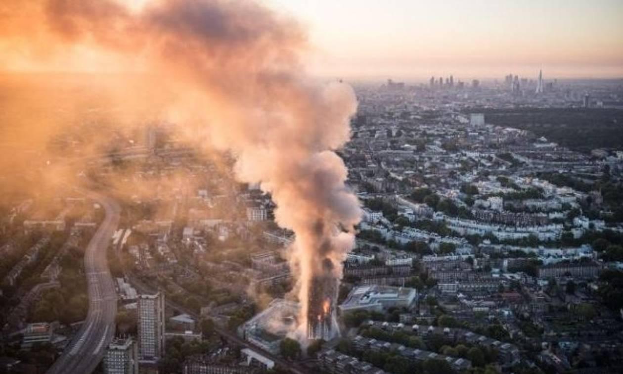 Φωτιά Λονδίνο - Μαρτυρία σοκ: Είδα γονείς να πετούν από τα παράθυρα μωρά και παιδιά για να σωθούν