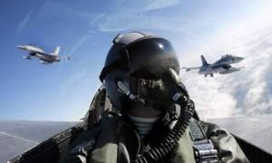 Τουρκικά μαχητικά μπήκαν στο FIR Αθηνών - Καταδιώχθηκαν από ελληνικά F-16