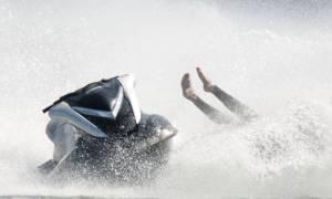 Βόλος: Τραυματισμός δύο χειριστών τζετ σκι