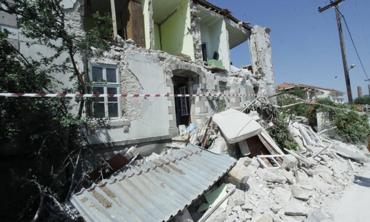 Σεισμός Μυτιλήνη: Τα μέτρα του υπουργείου Πολιτισμού για τα μνημεία του νησιού