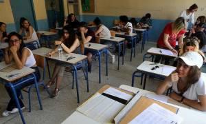 Πανελλήνιες Πανελλαδικές 2017: Με πέντε μαθήματα συνεχίζονται οι εξετάσεις στα ΕΠΑΛ