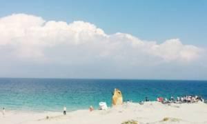 Μία διαφορετική... «Σάουνα» που προσφέρει θέα στον Ατλαντικό και ζεστό ατμό στο σώμα!
