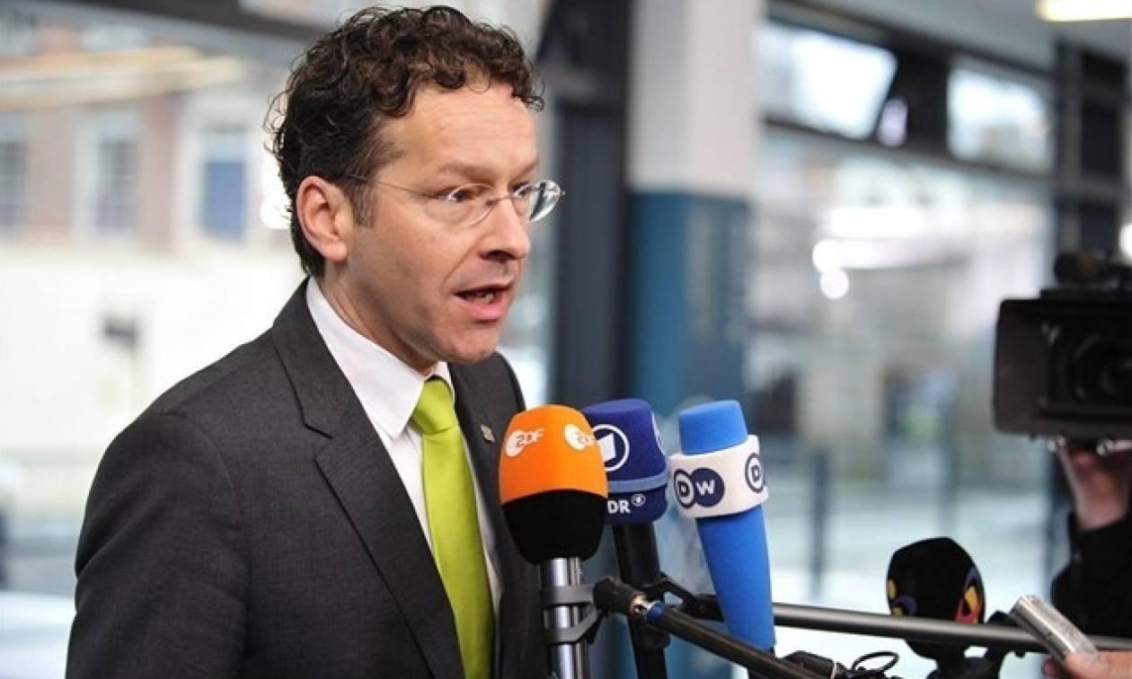 Ο Ντάισελμπλουμ «τελείωσε» το Eurogroup: Καμία απόφαση για το χρέος – Μετά το 2018 και αν...