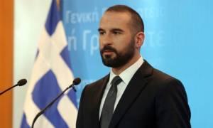 Τζανακόπουλος: Η ΝΔ επιδιώκει την παλινόρθωση των δικτύων της διαπλοκής