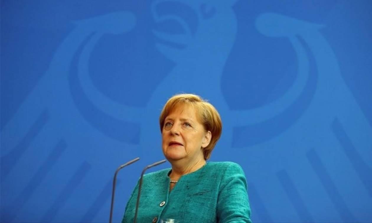 Μέρκελ: Ελπίζουμε να υπάρξει συμφωνία για την Ελλάδα στο Eurogroup