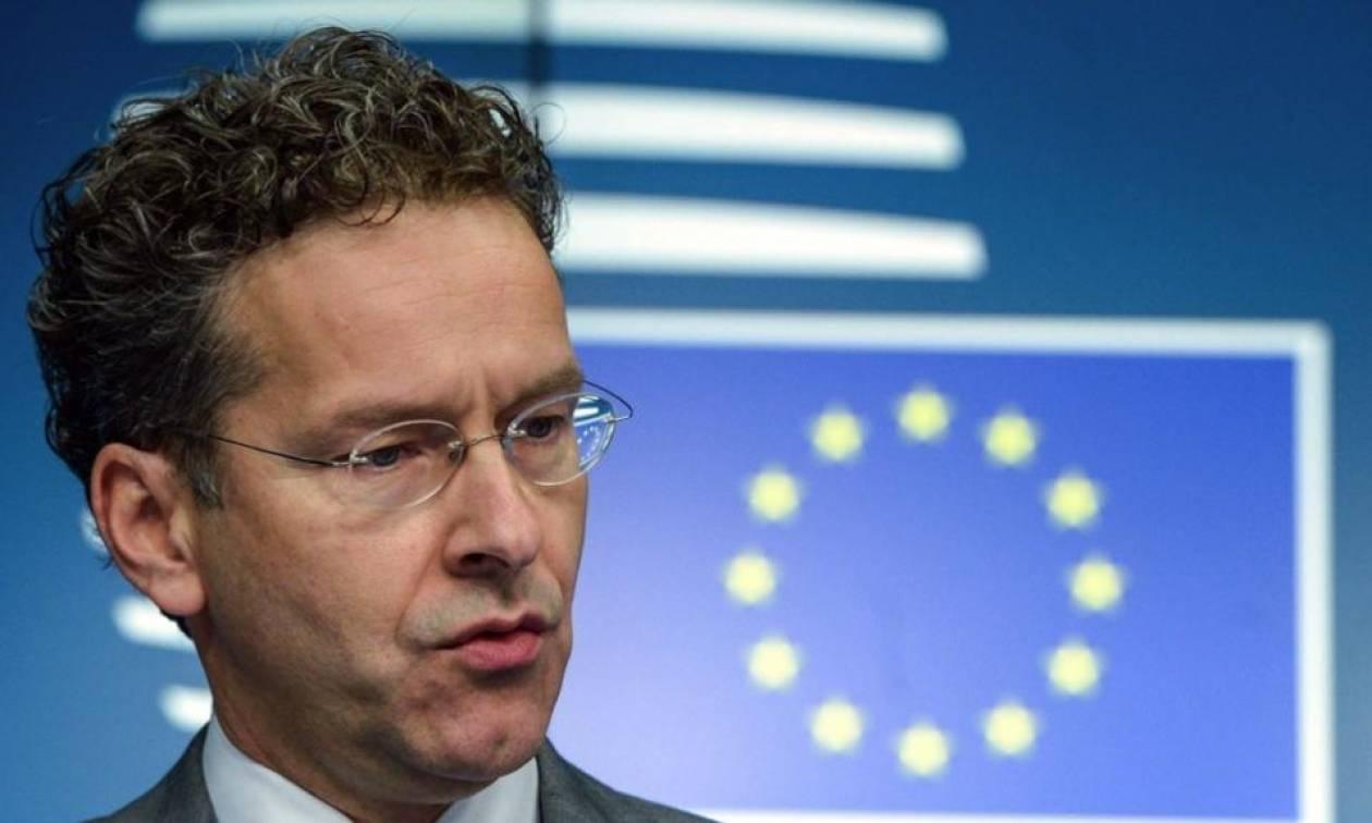 Eurogroup LIVE - Ντάισελμπλουμ: Καμία απόφαση για το ελληνικό χρέος πριν από το 2018