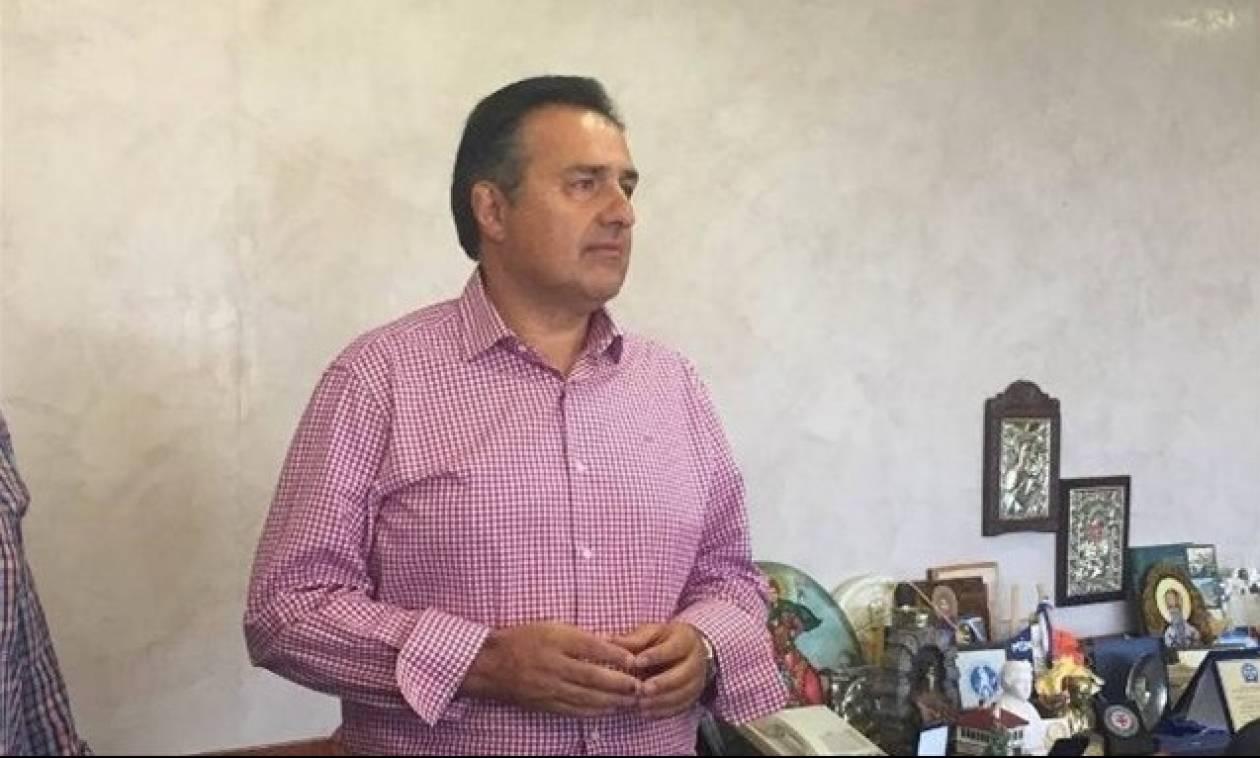 Στο νοσοκομείο με συμπτώματα καρδιακού επεισοδίου ο δήμαρχος Μενιδίου