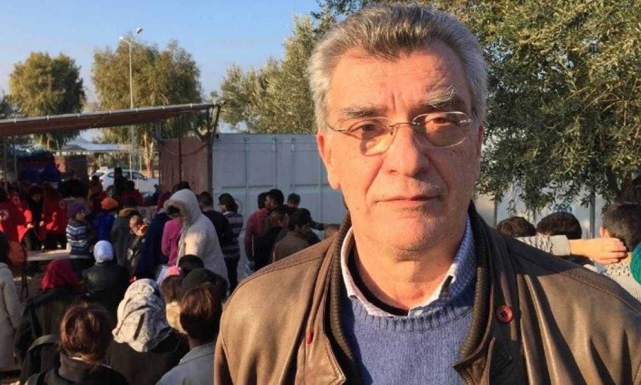 Σεισμός Μυτιλήνη: Επιστολή - έκκληση από τον δήμαρχο στον Τσίπρα - Τι ζητά για τους σεισμοπαθείς