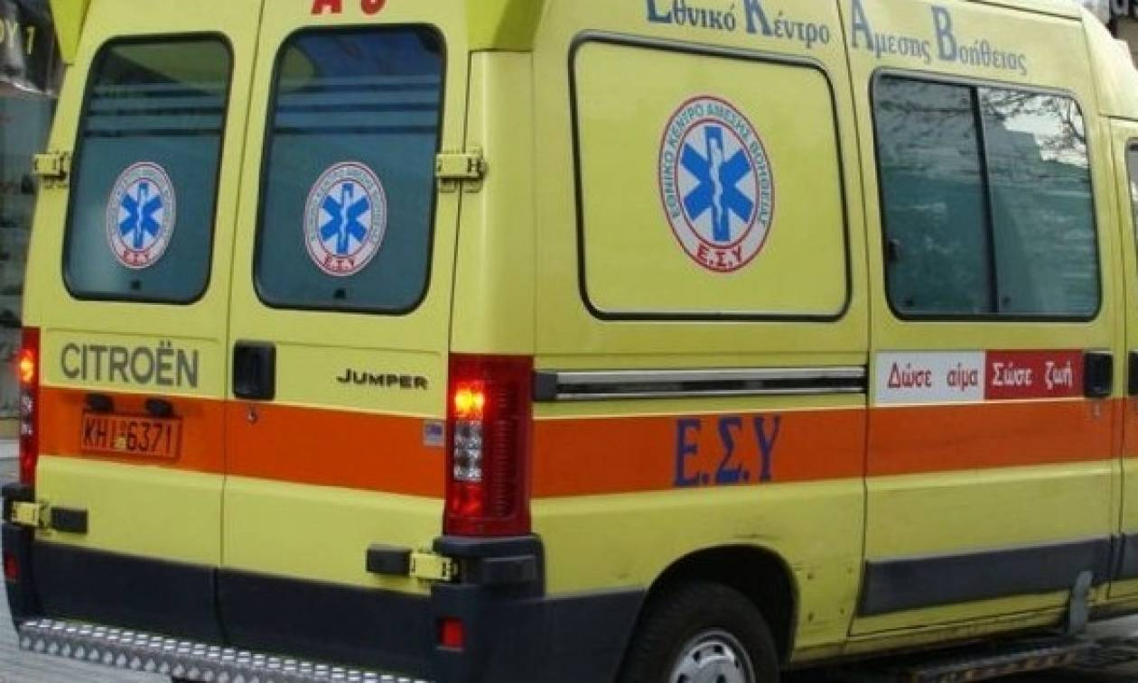 Κρήτη: Ώρες αγωνίας για 35χρονο – Παρασύρθηκε από αυτοκίνητο στην Εθνική Οδό