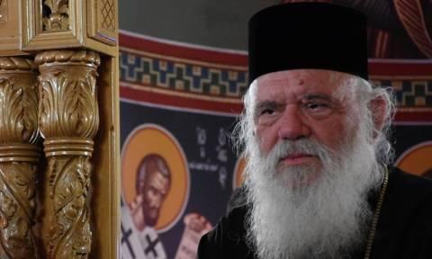 Η εορτή του Αρχιεπισκόπου Ιερώνυμου και η ανησυχία για τους σεισμοπαθείς της Μυτιλήνης