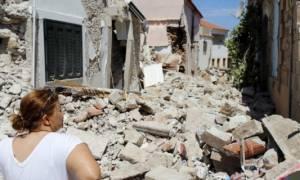 Σεισμός Μυτιλήνη: Τα 482 έφτασαν τα κτίσματα που κρίθηκαν μη κατοικήσιμα