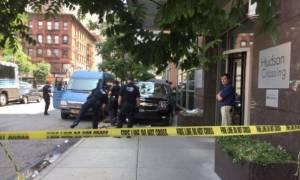 Συναγερμός στις ΗΠΑ: Όχημα «θέρισε» πεζούς στο Μανχάταν (pics+vid)
