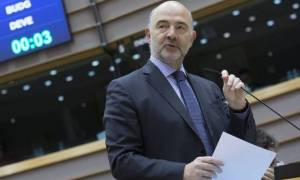 Eurogroup - Μοσκοβισί: Η ανάπτυξη της Ελλάδας είναι δέσμευση αλλά και βάρος για εμάς (vid)
