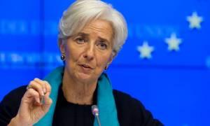 Eurogroup - Λαγκάρντ: Επί της αρχής συμμετέχει το ΔΝΤ στο πρόγραμμα