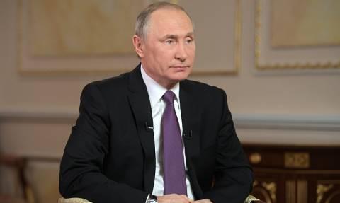 Путин рассказал, что родители гордились его достижениями