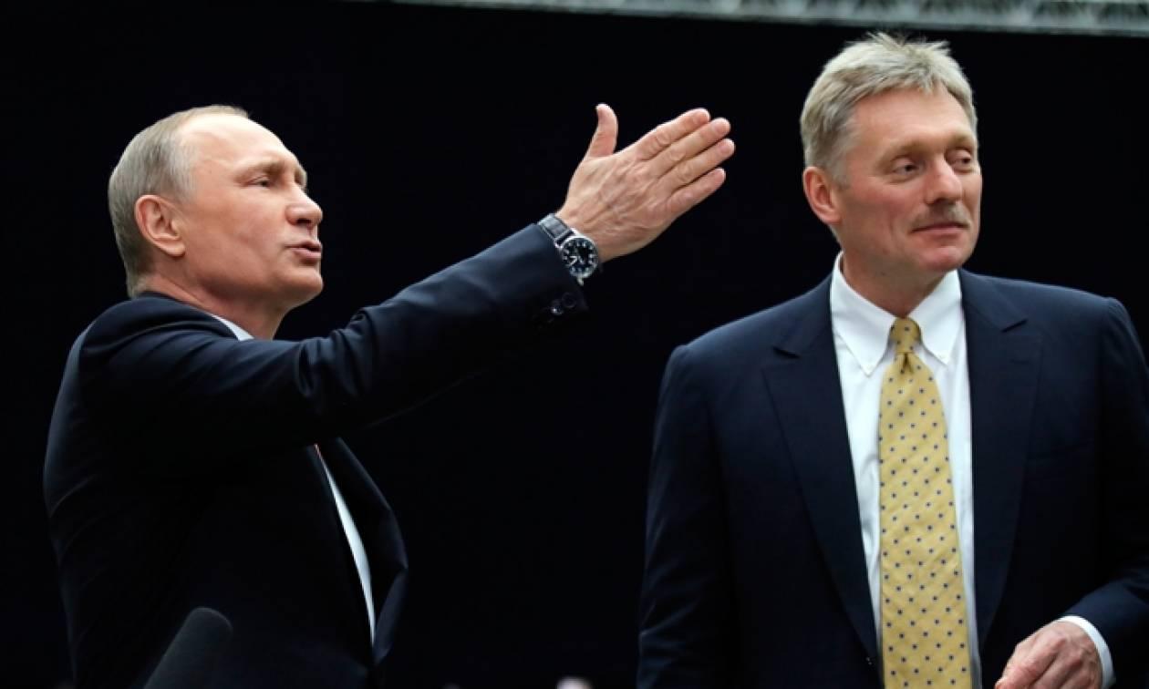 Песков не нашел среди вопросов к Путину конструктивной критики