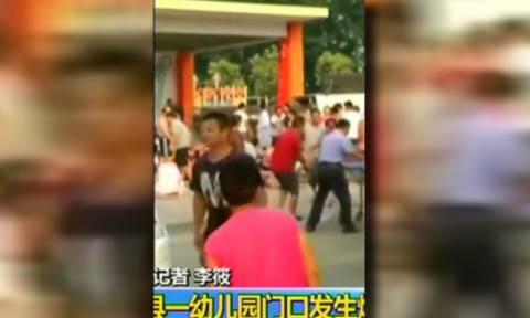 Τραγωδία στη Κίνα: Τουλάχιστον οχτώ νεκροί από τη φονική έκρηξη σε νηπιαγωγείο (ΣΚΛΗΡΕΣ ΕΙΚΟΝΕΣ)