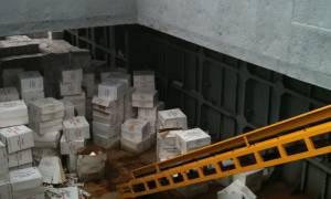 Πλοίο φορτωμένο με λαθραία τσιγάρα εντοπίστηκε ανοιχτά του Ηρακλείου