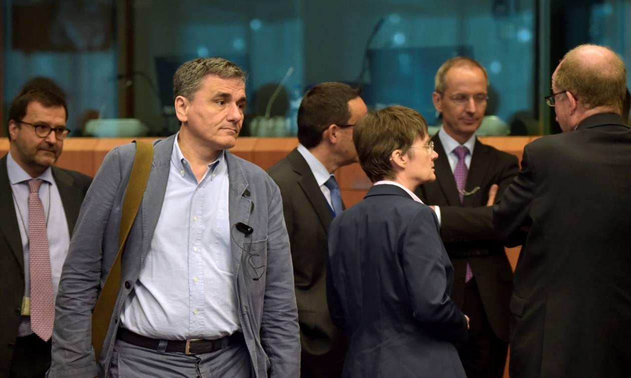 Bloomberg: Η Αθήνα έφυγε με… άδεια χέρια από το Eurogroup