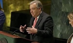 ΟΗΕ: Περισσότερη ανθρωπιστική βοήθεια για το Αφγανιστάν ζητά ο Γκουτέρες