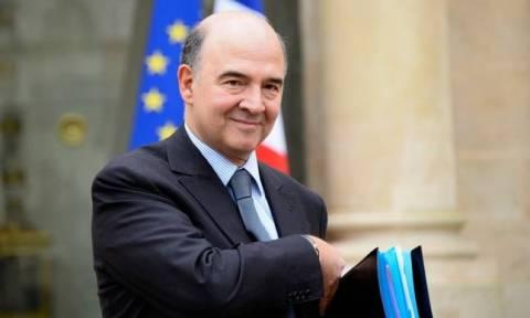 Μοσκοβισί: Το Eurogroup πέτυχε την καλύτερη συμφωνία για την Ελλάδα