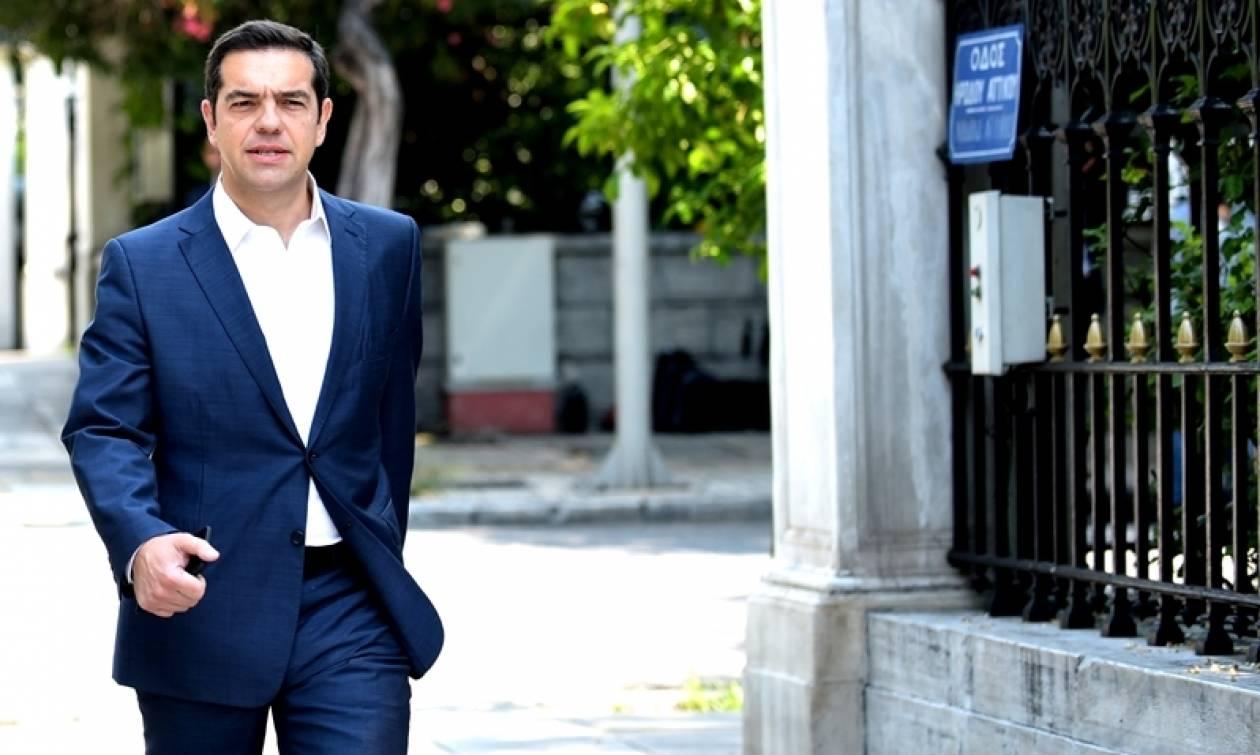 Τσίπρας: Ισχυρή δέσμευση για την έξοδο της Ελλάδας από την κρίση το αποτέλεσμα του Eurogroup