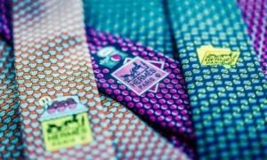 Κλειστό κλαμπ για λάτρεις της γραβάτας από τον οίκο Hermes!