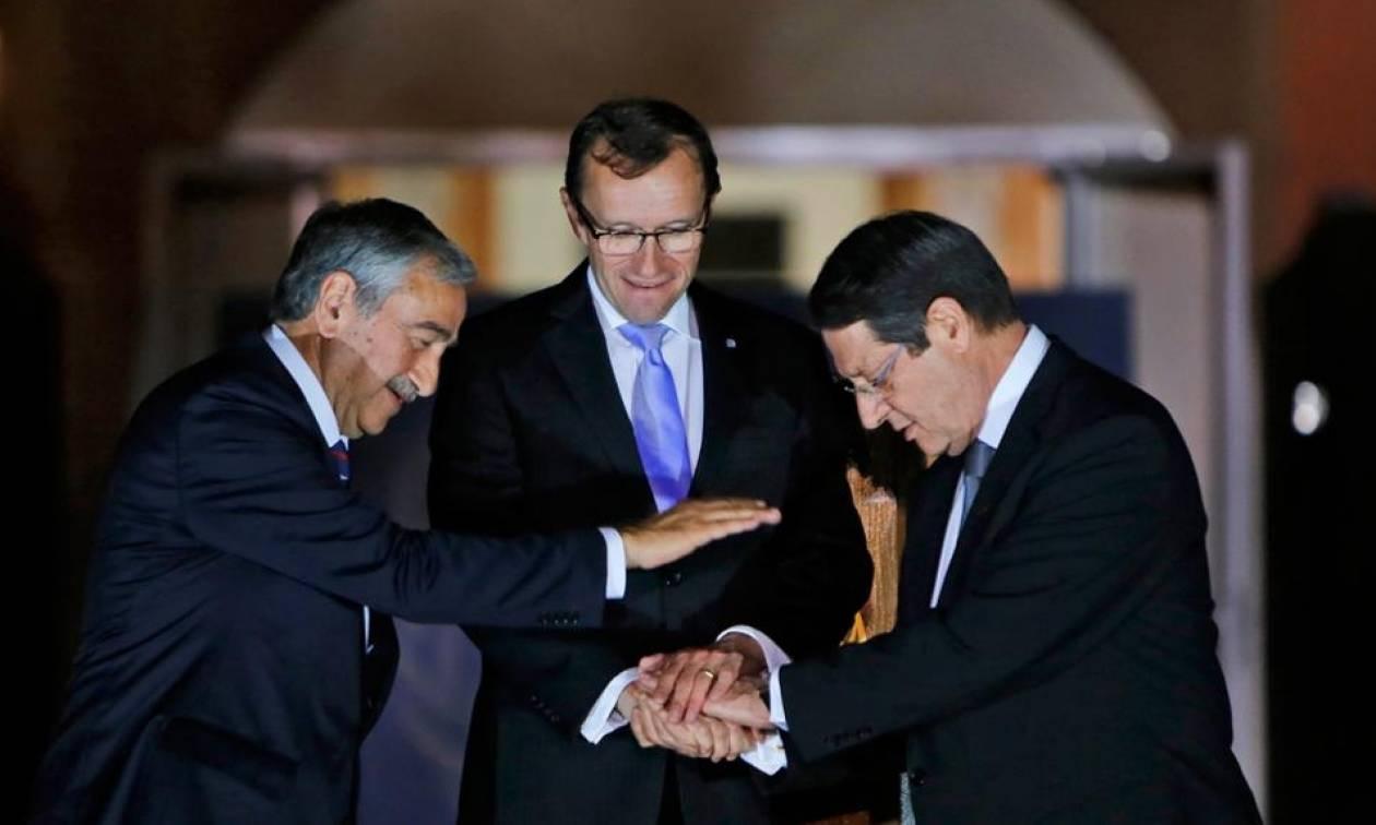 Κυπριακό: Την Τετάρτη το έγγραφο-πρόταση Άιντε για την διάσκεψη της Γενεύης