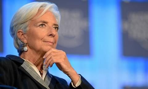 Λαγκάρντ: Χρηματοδότηση του ελληνικού πρόγραμματος μόνο με αναδιάρθρωση του χρέους