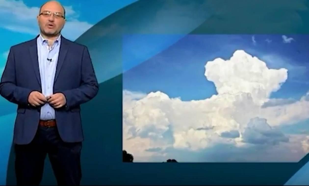 Καιρός: Η ανάλυση του Σάκη Αρναούτογλου για τις περιοχές που θα βρέξει το Σαββατοκύριακο (video)