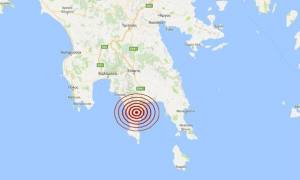 Σεισμός Λακωνία: Δεν έχουν καταγραφεί ζημιές από τα 4,8 Ρίχτερ