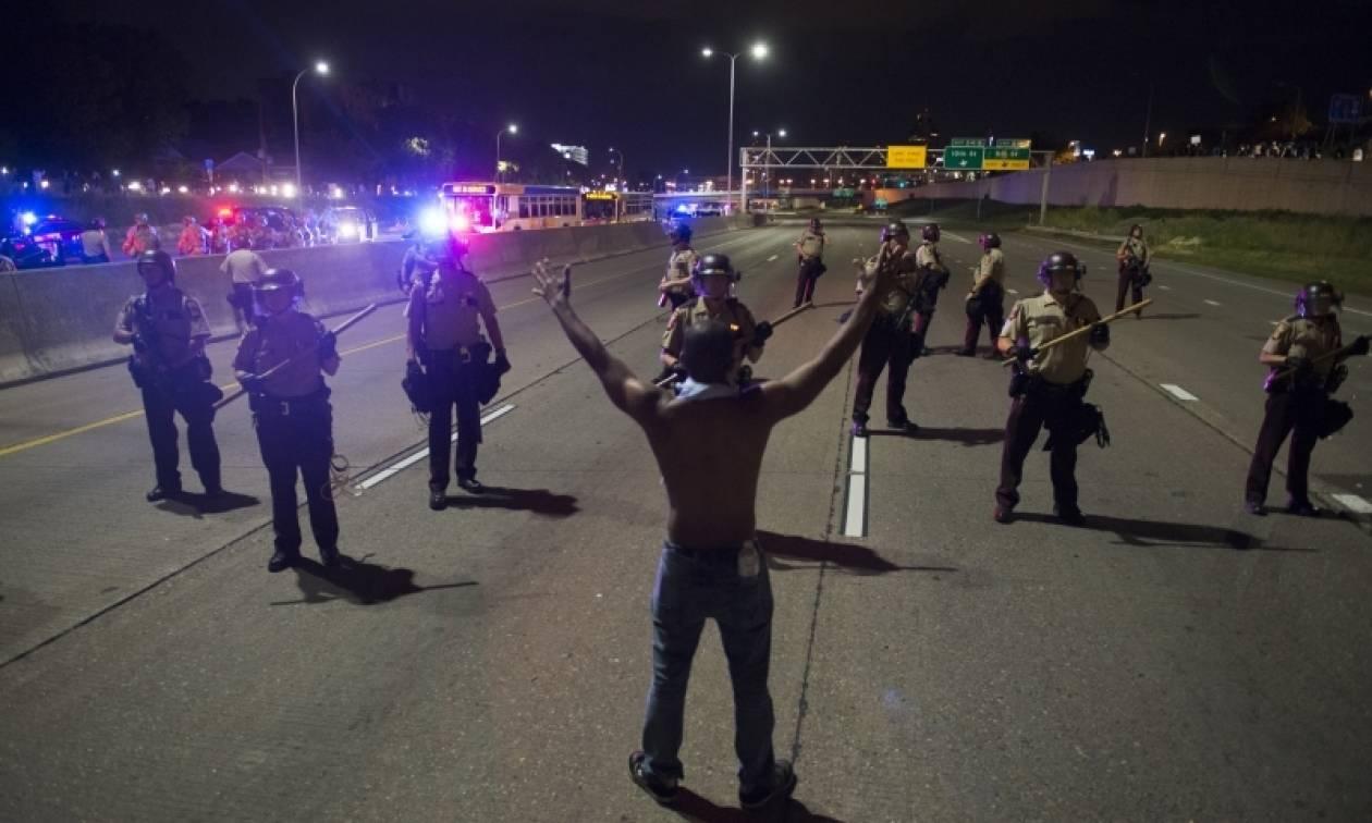 Βίαιες συγκρούσεις στη Μινεσότα: Πεδίο μάχης το Σεντ Πολ – 18 συλλήψεις