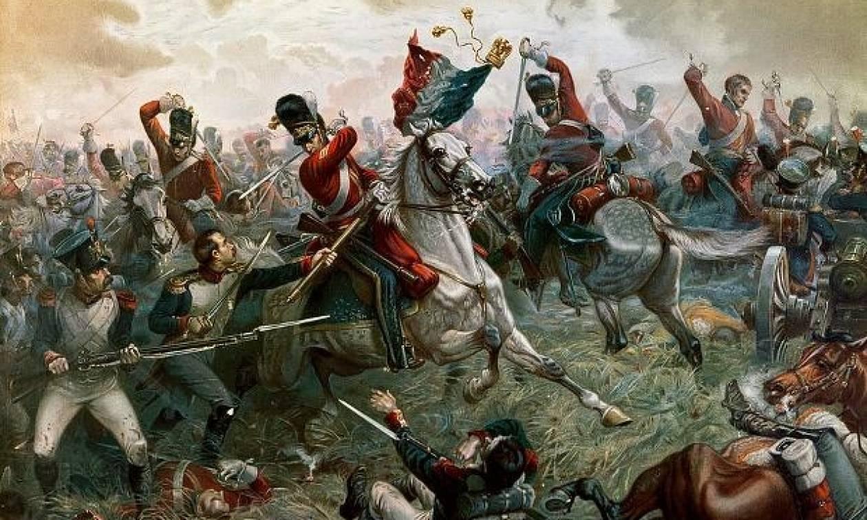 Σαν σήμερα το 1815 η o Ναπολέων ηττάται στη Μάχη του Βατερλό