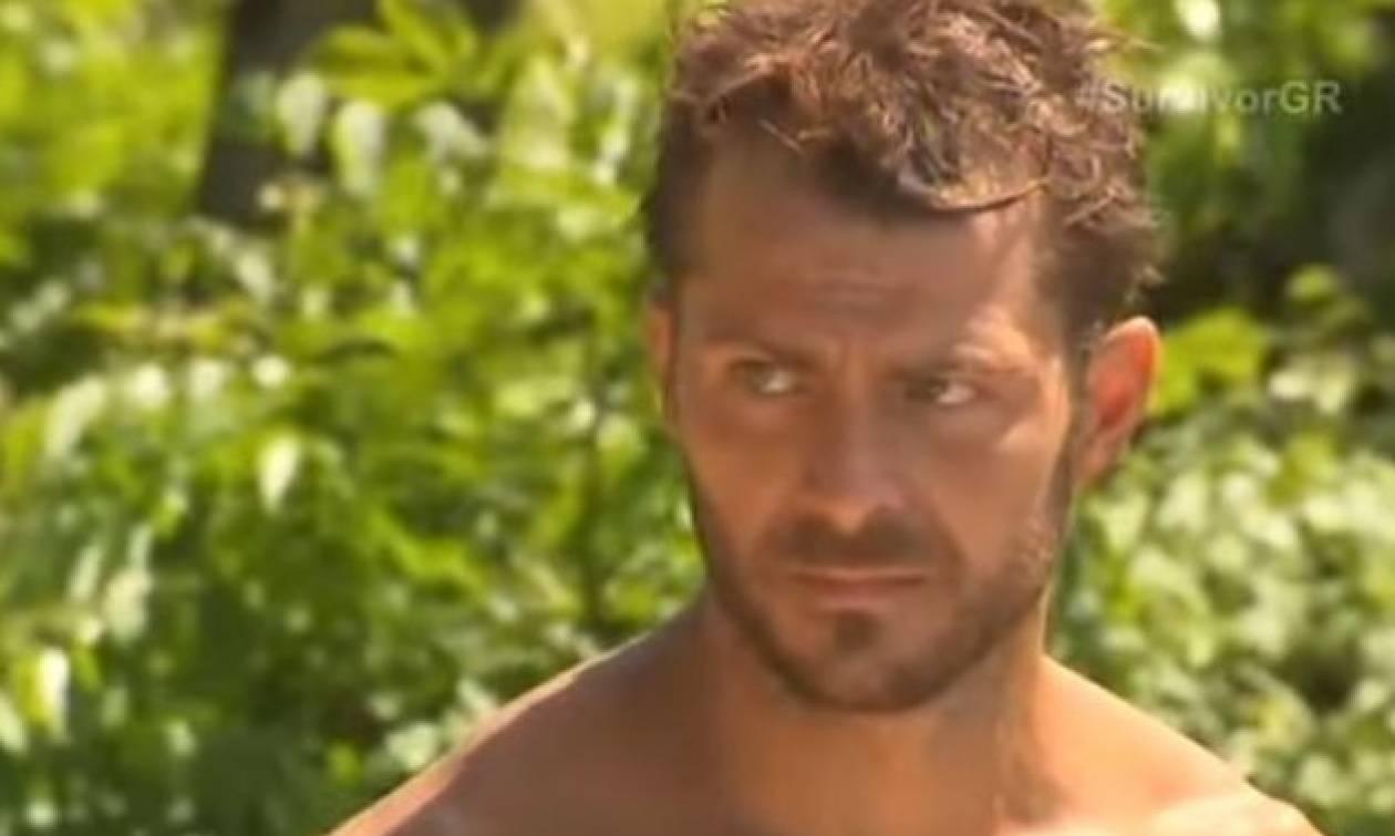 Survivor: Το νυχτερινό αγώνισμα που ο Ντάνος θα αντιμετωπίσει τους τέσσερις Μαχητές (vid)