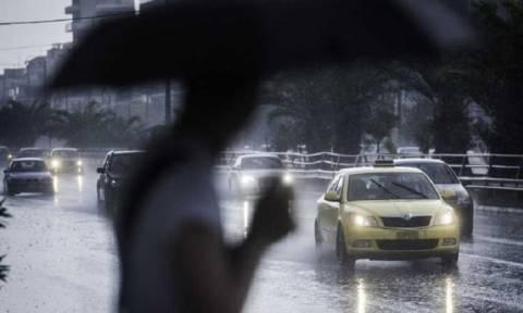 Έκτακτο δελτίο επιδείνωσης του καιρού: Πτώση της θερμοκρασίας - Βροχές και καταιγίδες