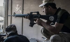 Η Μοσούλη φλέγεται: Η τελική έφοδος στην πρωτεύουσα του ISIS στο Ιράκ (Vid)