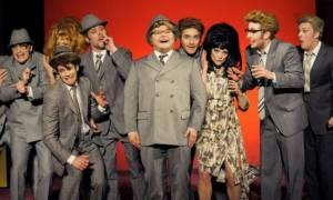 O Χέρμπερτ Φριτς σκηνοθετεί το Μουρμουρητό του Ντίτερ Ροτ