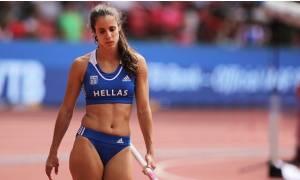 ΣΟΚ! Τροχαίο για την Ολυμπιονίκη Κατερίνα Στεφανίδη