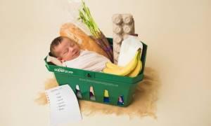 Αυτή η μαμά δεν ήξερε ότι είναι έγκυος μέχρι που γέννησε στο σούπερ μάρκετ!