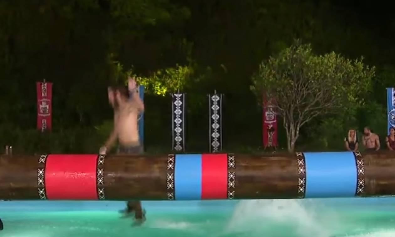 Survivor: Σε αυτό το νυχτερινό αγώνισμα θα κριθεί η επόμενη ασυλία; (video)