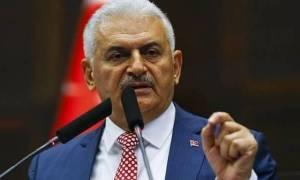 Премьер-министр Турции Бинали Йылдырым пребывает в Греции с официальным визитом