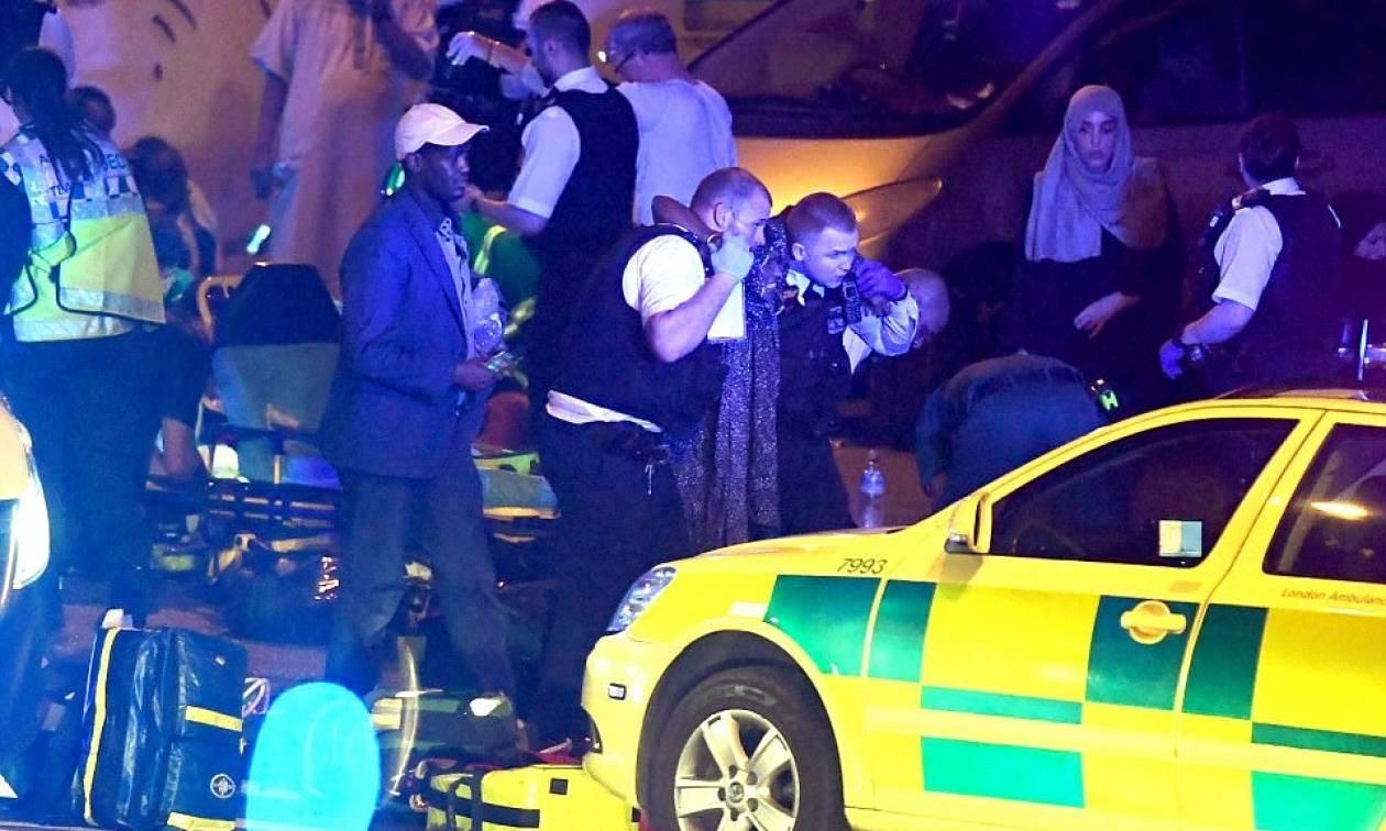 Επίθεση Λονδίνο: Όλα όσα γνωρίζουμε μέχρι στιγμής για το νέο τρομοκρατικό χτύπημα (Pics+Vids)